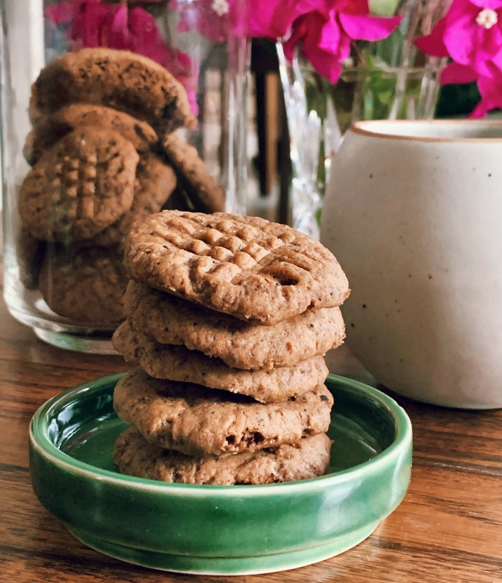 Warm & Spiced Speculoos/Speculaas Biscuits