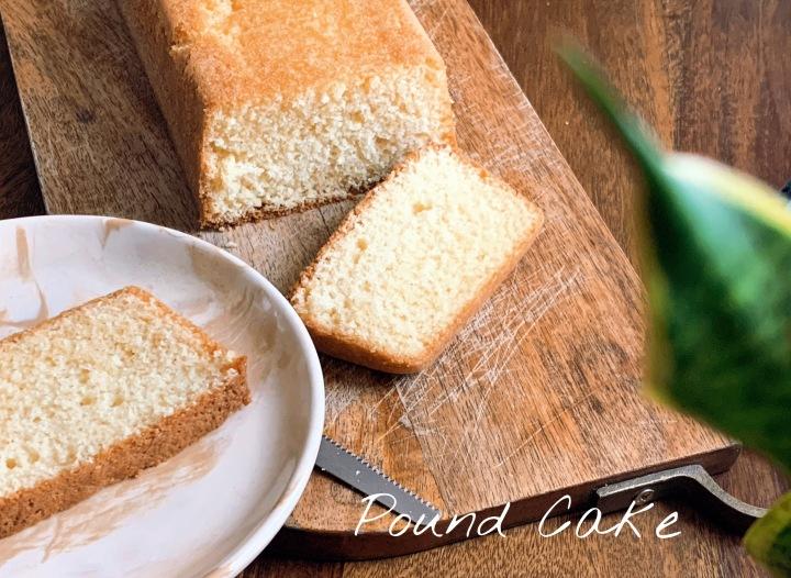 Foolproof Pound CakeRecipe